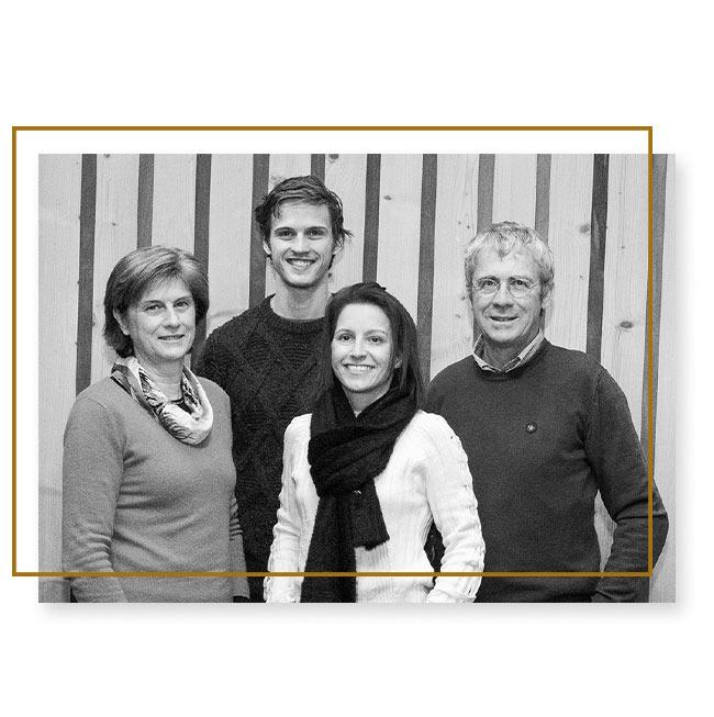 Notre équipe d'architects